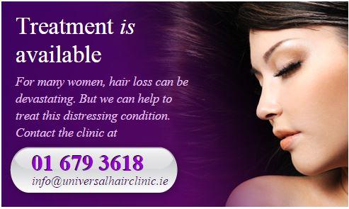 Treatments for Female Hair Loss (Alopecia)
