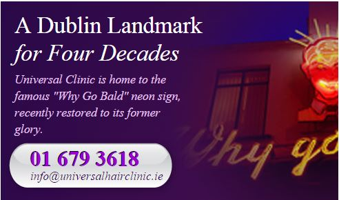 About Universal Hair & Scalp Clinic in Dublin