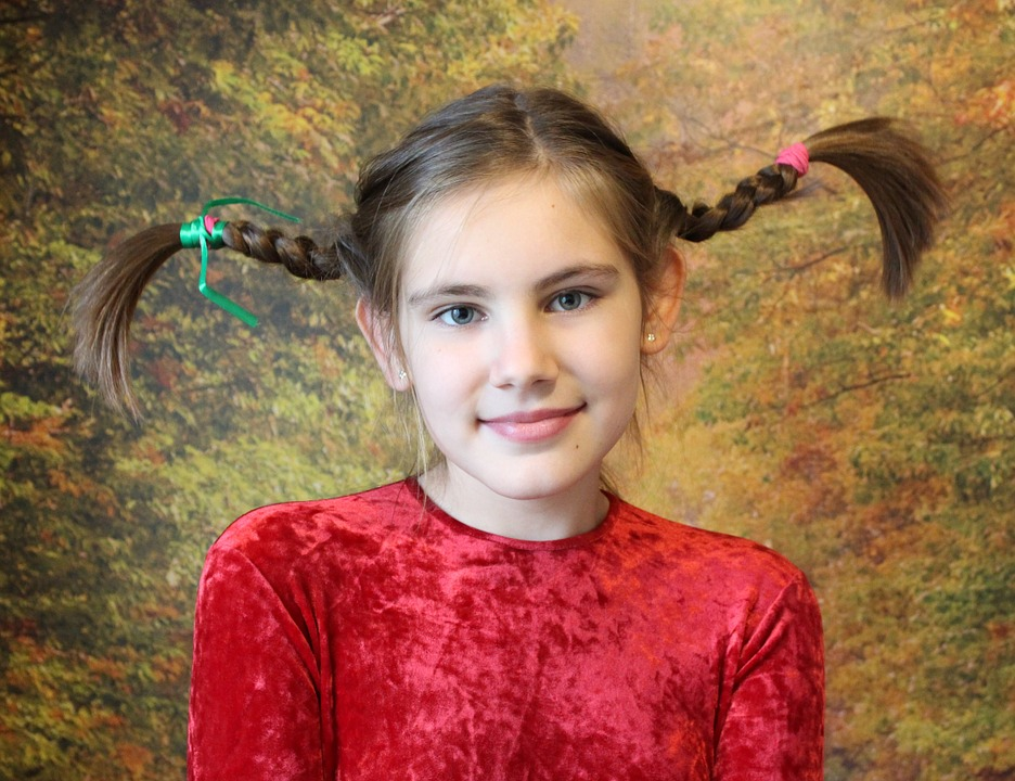 Traction Alopecia – Why Tight Ponytails Are Bad For Your Child's Hair