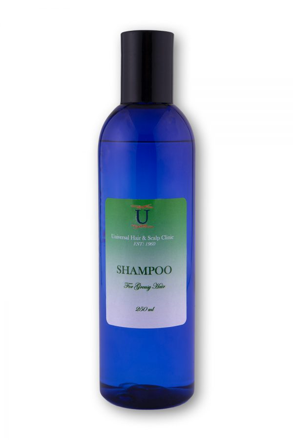 Apple Shampoo for Greying Hair