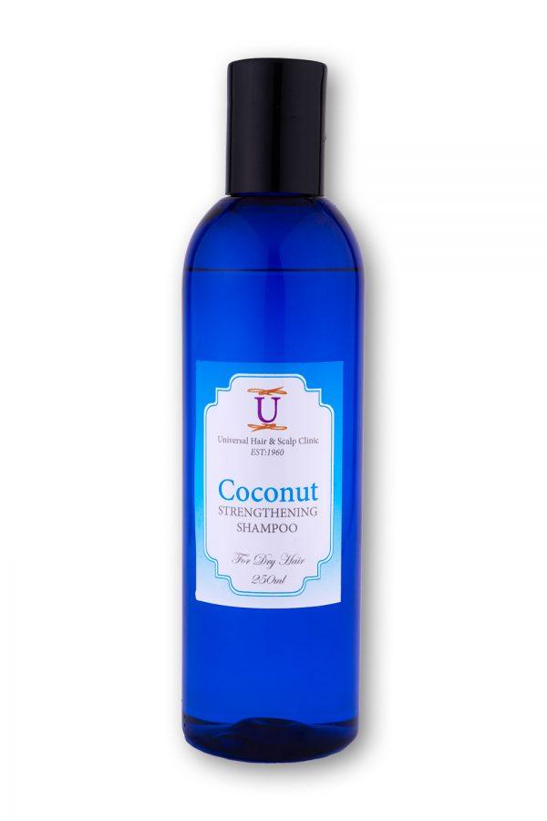 Coconut Hair Strengthening Shampoo